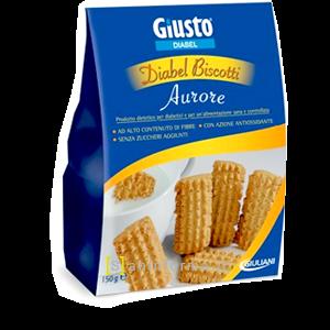 Giusto Diabel Aurore Biscotti Senza Zuccheri Aggiunti