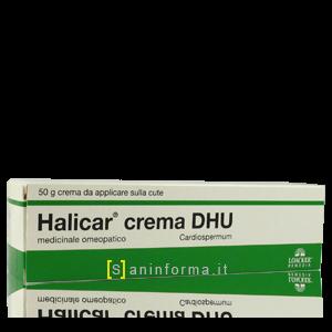 Halicar Crema DHU