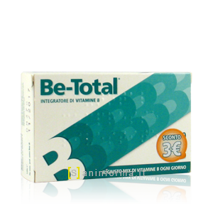 Be-Total Integratore di Vitamine B Maxi