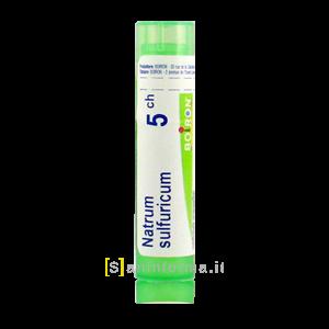 Natrum Sulfuricum 5 CH