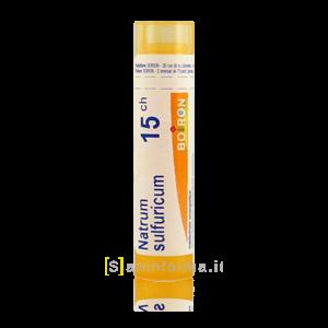 Natrum Sulfuricum 15 CH