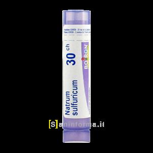 Natrum Sulfuricum 30 CH