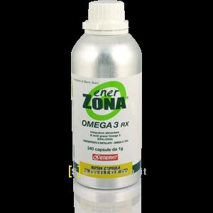 EnerZona Omega 3 RX Olio di Pesce 1gr Maxi