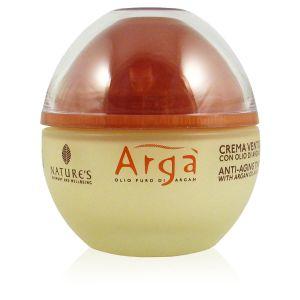 Nature's Arga' Crema Ventiquattrore