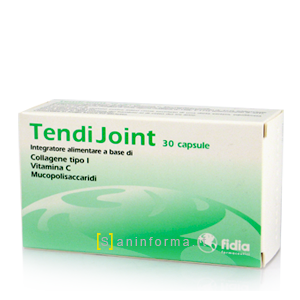 Tendijoint Integratore