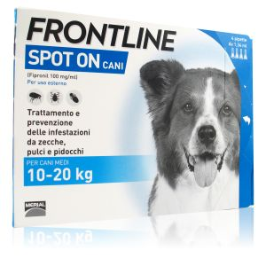 Frontline Spot-On Cani 10-20 Kg