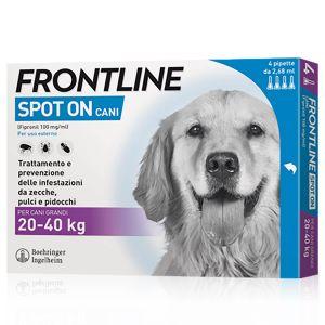 Frontline Spot-On Cani 20-40 Kg