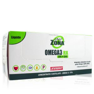 EnerZona Omega3 RX Liquido Olio di Pesce