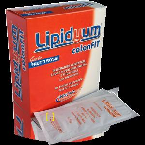 Lipidyum ColonFit Gusto Frutti Rossi