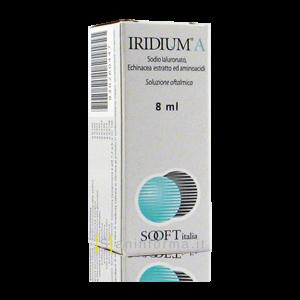 Iridium A Soluzione Oftalmica