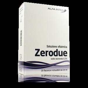 Zerodue Soluzione Oftalmica