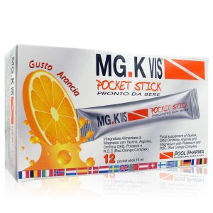 MgK Vis Pocket Stick Arancia
