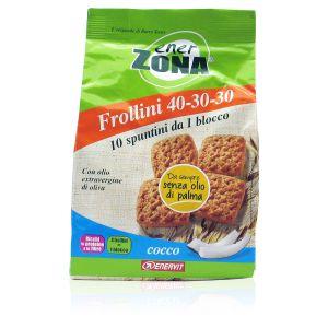 EnerZona Frollini 40-30-30 Gusto Cocco