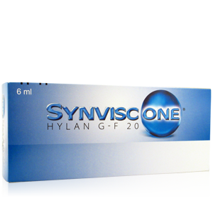 Synvisc one Hylan GF 20