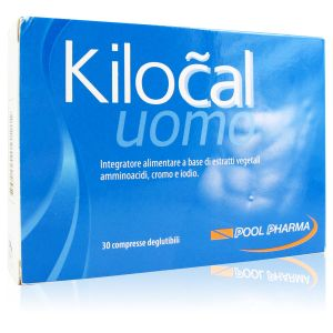 Kilocal Uomo Compresse