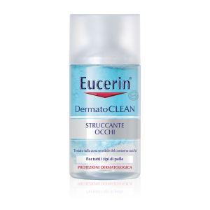 Eucerin DermatoCLEAN Struccante Occhi