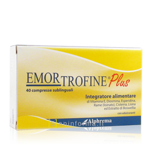 Emortrofine Plus Integratore