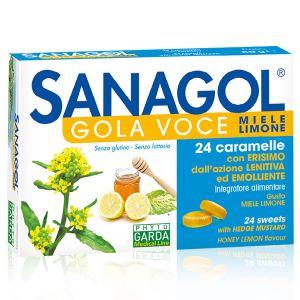 Phyto Garda Sanagol Gola Voce Gusto Miele e Limone