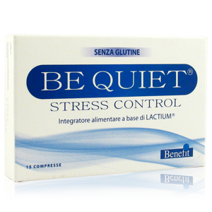 Be Quiet Stress Control