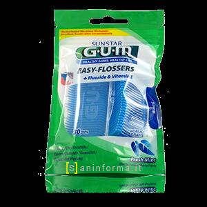Gum Easy-Flosser Cerato Gusto Menta Fresca