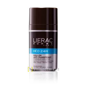 Lierac Homme Deo Roll-On Anti-Traspirante