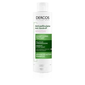 Dercos Shampoo Trattante Anti-forfora Sensitive