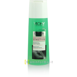 Dercos Shampoo Trattante Anti-forfora Sensitive