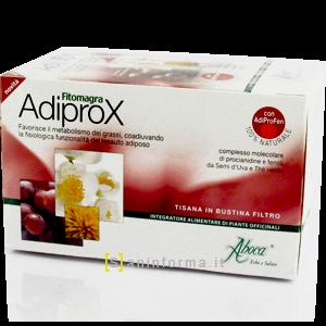 Aboca Fitomagra Adiprox Tisana