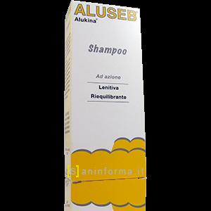 Aluseb Shampoo