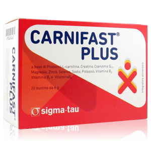 Carnidyn Fast Magnesio e Potassio