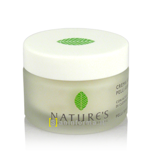 Nature's Acque Unicellulari Crema Viso Pelli Arrossate SPF20