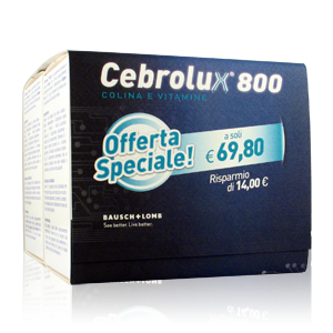 Bausch-Lomb Cebrolux 800 Duo
