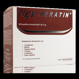 Rev Keratin Integratore