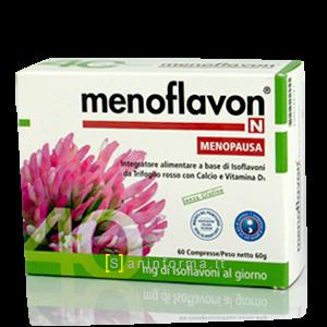 Named Menoflavon Menopausa N 40 Maxi