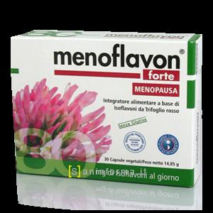 Named Menoflavon Menopausa 80 Forte