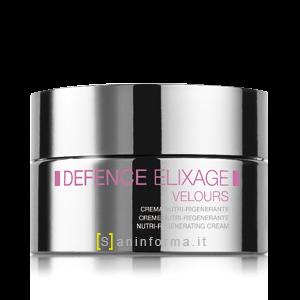 Defence Elixage Velours Crema Nutri-Rigenerante