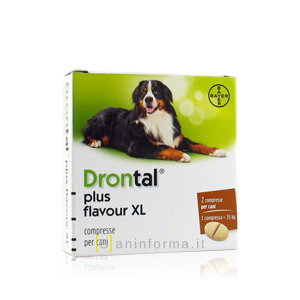 Drontal plus flavour XL