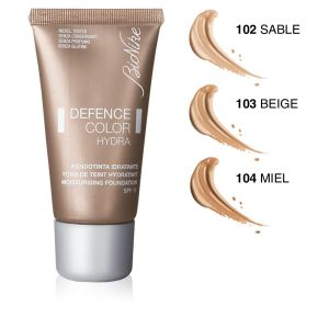 Bionike Defence Color Hydra 102 Sable SPF15
