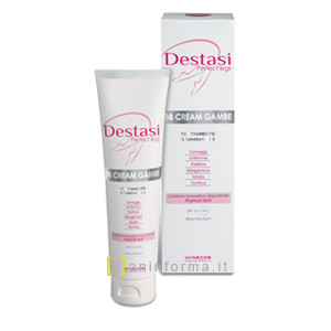 Destasi Perfect Legs BB Cream Gambe 01 Medio-Scuro
