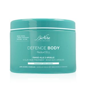 Bionike Defence Body Reduxcell Fango Alle 3 Argille