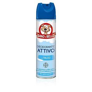 Sano e Bello Deodorante Attivo al Talco