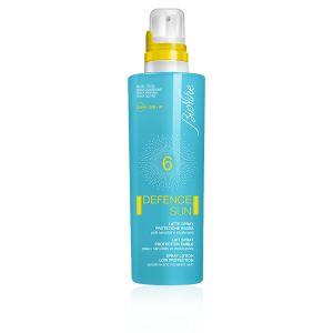 BioNike Defence Sun Latte Spray Protezione Bassa SPF 6