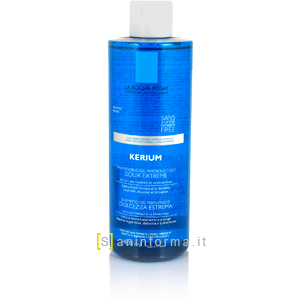 Kerium Maxi Shampoo-Gel Fisiologico Dolcezza Estrema