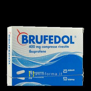 Brufedol 400 mg Compresse Rivestite Ibuprofene