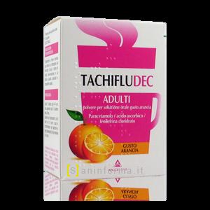 TachifluDec Adulti Gusto Arancia