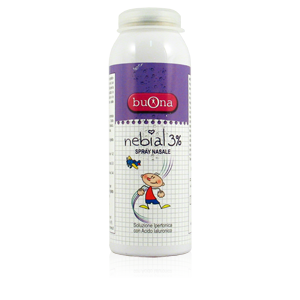 Nebial 3% Spray Nasale