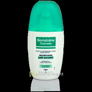 Somatoline Cosmetic Deodorante Vapo