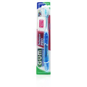 Gum Technique PRO Spazzolino Compact Medium 528