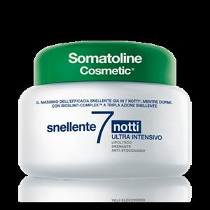 Somatoline Cosmetic Snellente 7 Notti Effetto Caldo