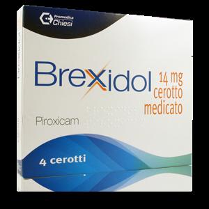 Brexidol 14 mg Cerotto Medicato 4 cerotti
